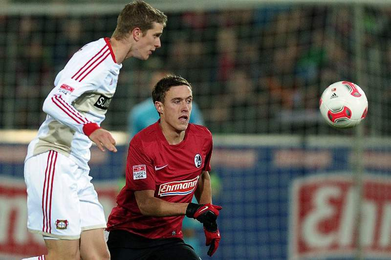 Leverkusen empata em Friburgo
