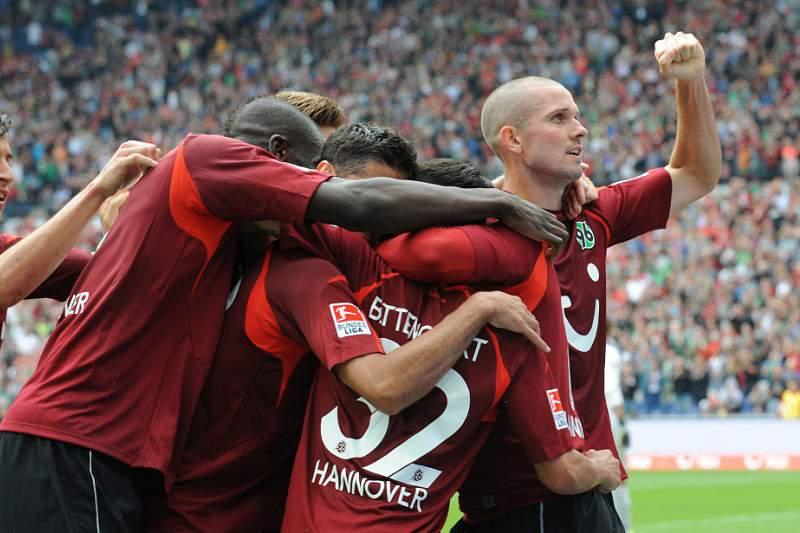 Hannover 96 e Hertha Berlim dividem pontos