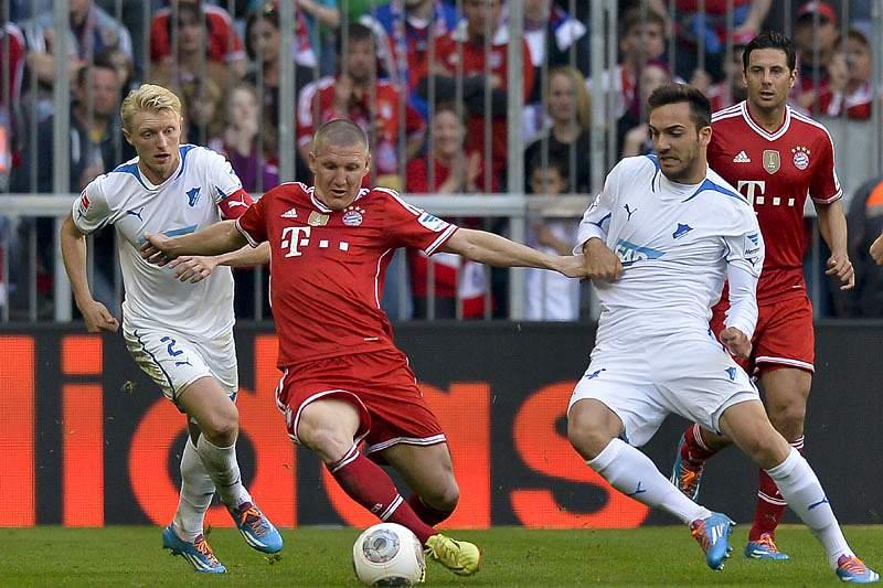 Hoffenheim interrompe série vitoriosa do Bayern Munique