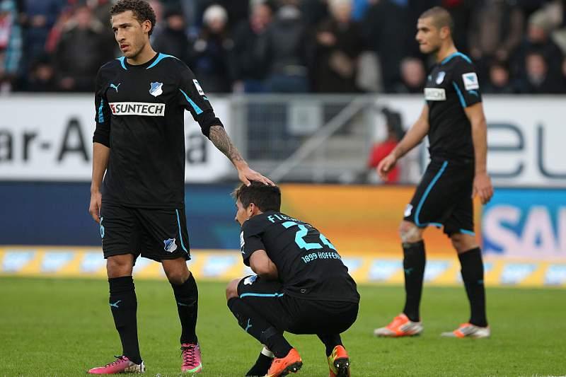 Hertha Berlim e Hoffenheim dividem pontos