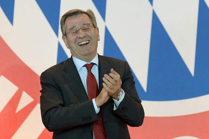 Bayern Munique tem novo presidente