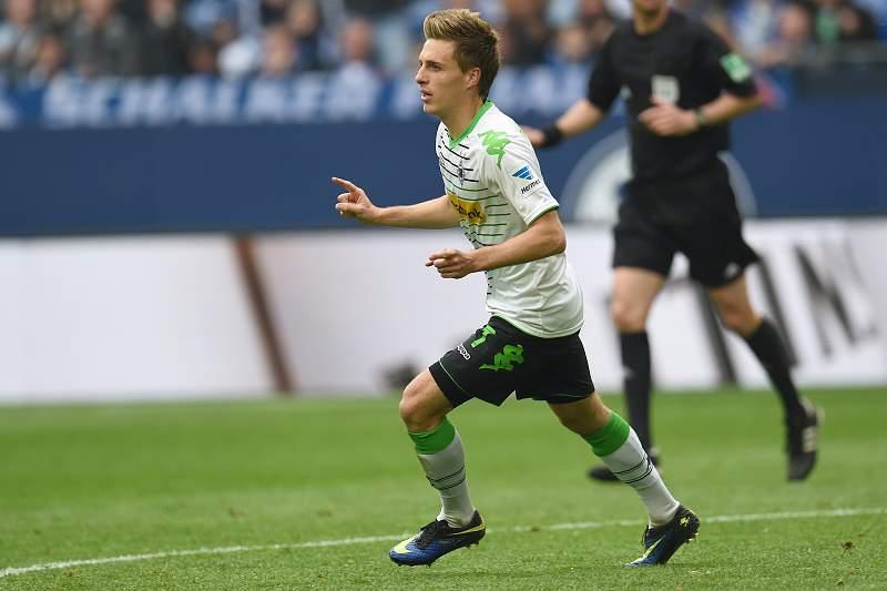 Schalke 04 perde em casa com o Moenchengladbach