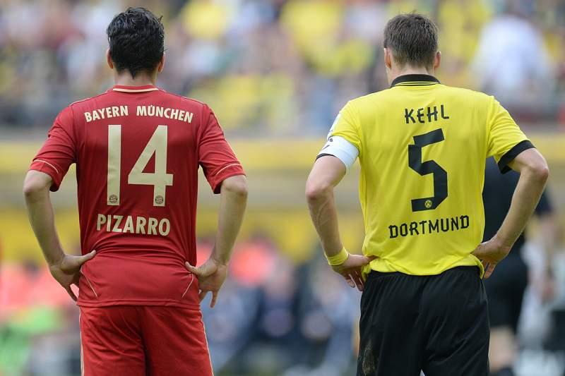 Goetze e Hummels em dúvida no Dortmund