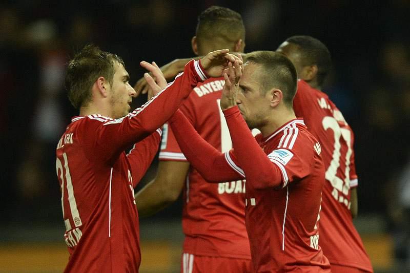 Bundesliga é campeã dos golos