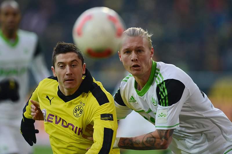 Dortmund perde em casa e deixa caminho livre ao Bayern Munique