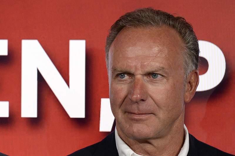 Bayern orgulhoso pelos seus seis nomeados