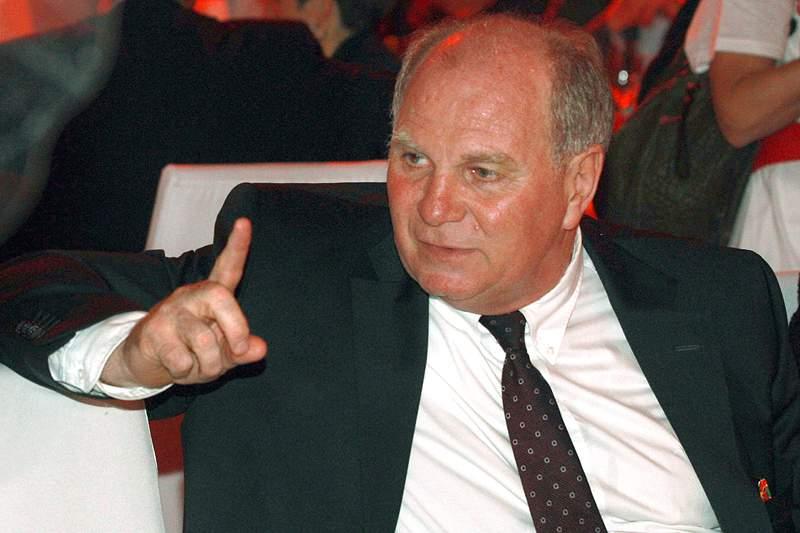 Presidente do Bayern de Munique vai ser acusado de fraude fiscal
