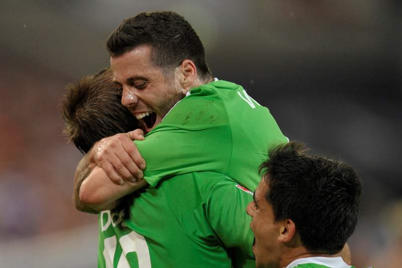 Vierinha assiste para golo da vitória do Wolfsburgo em Estugarda