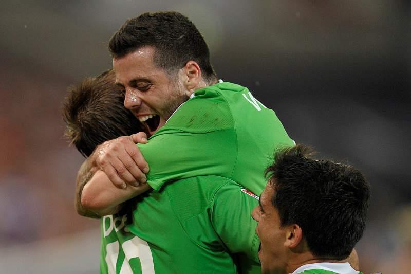 Augsburg trava Wolfsburg com empate
