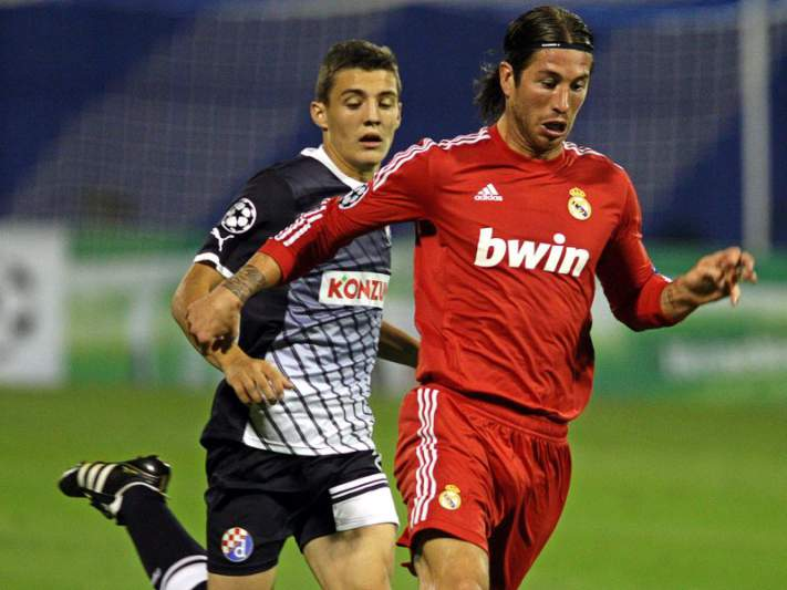 Real vence Dinamo de Zagreb