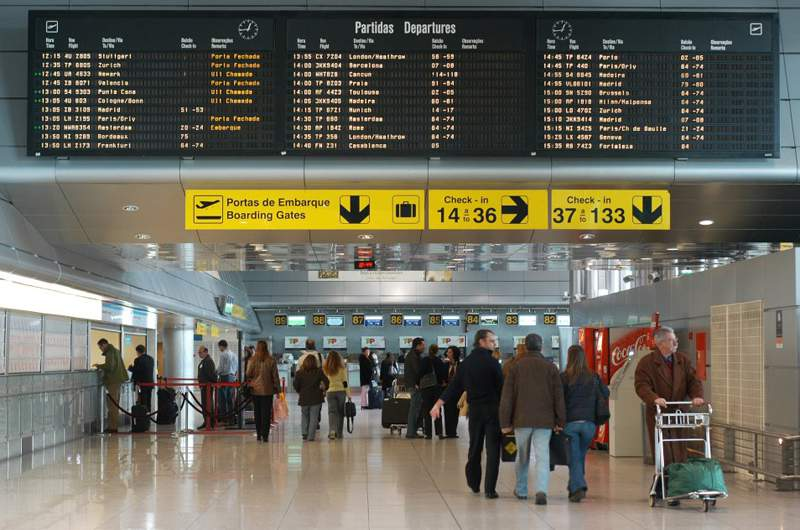 Madrid e Lisboa estarão ligadas por 135 voos