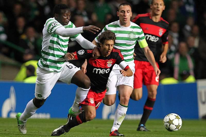 Aimar foi anulado pela maior capacidade física dos escoceses