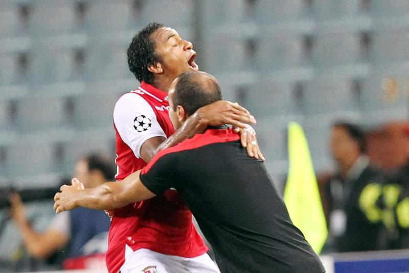 SC Braga junta-se a Benfica e FC Porto na fase de grupos