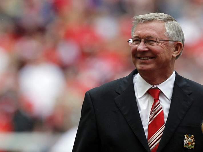 Ferguson vai ter estátua em Old Trafford