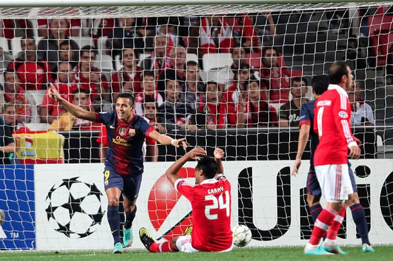 Benfica contra as