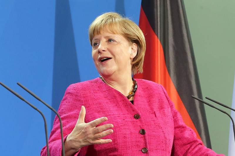 Angela Merkel estará presente na final