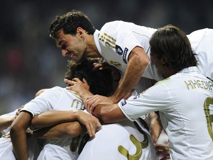 «Fico em Madrid»