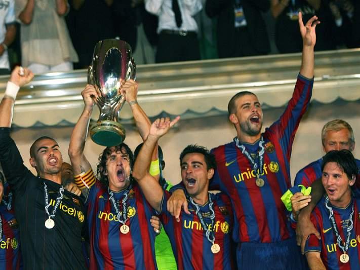 Tochas e atrasos dão ao Barça multa de 110 mil euros