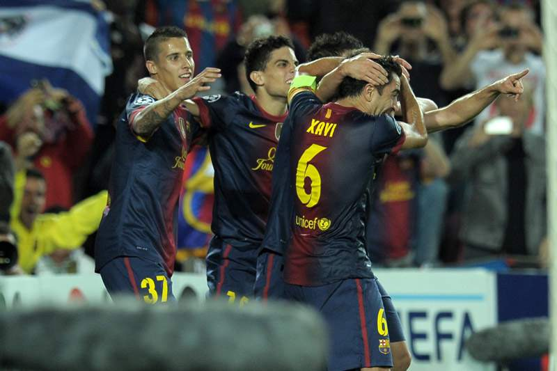 Jordi Alba dá vitória