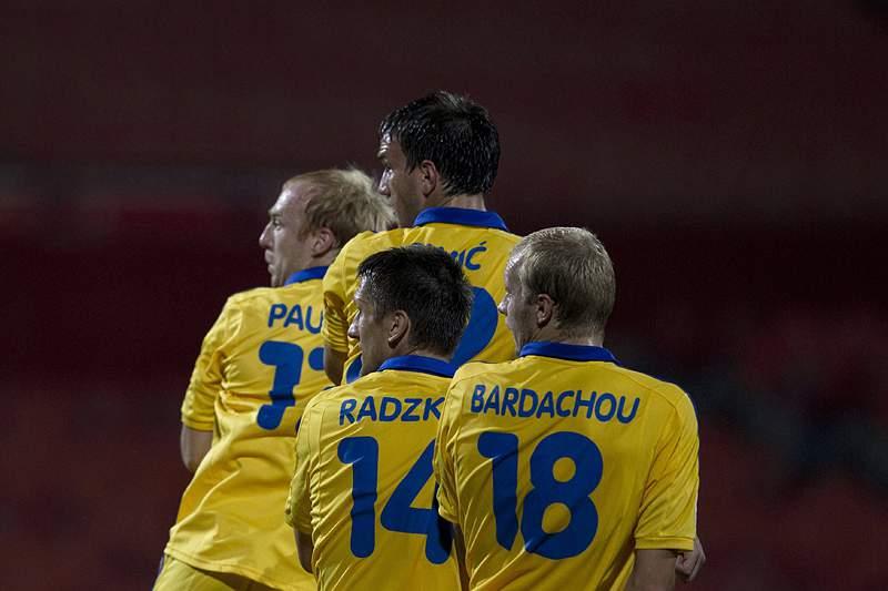 BATE Borisov na fase de grupos