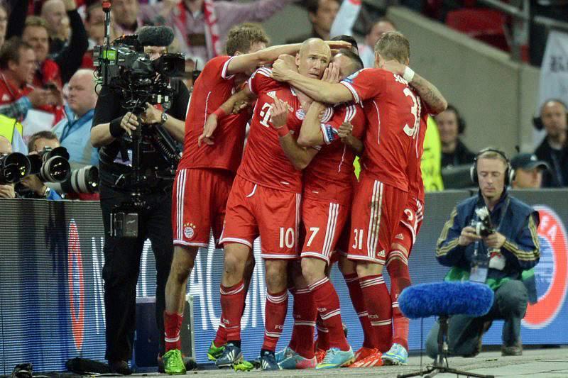 Bayern Munique bate São Paulo