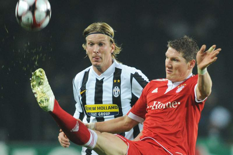 Juventus e Bayern em duelo na Champions