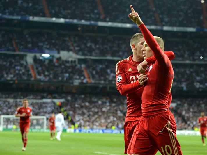 Bayern pode ser o terceiro a vencer no seu estádio