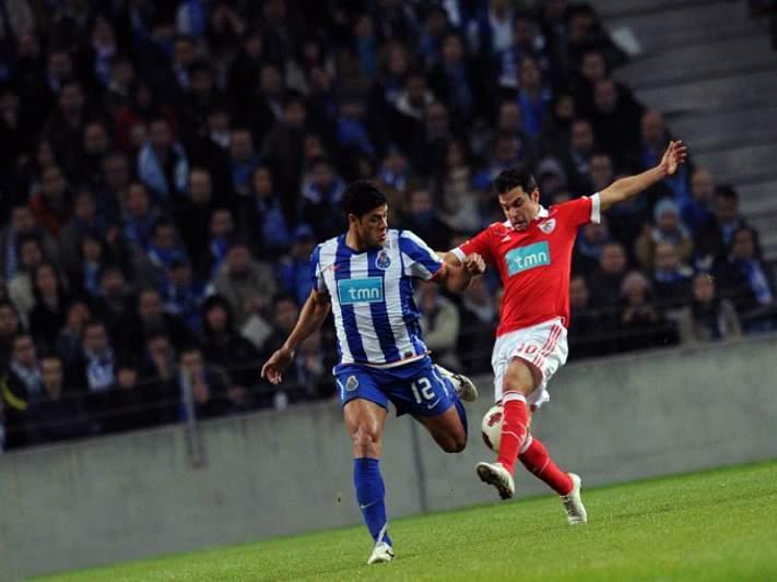 Benfica-FC Porto a 2 de março