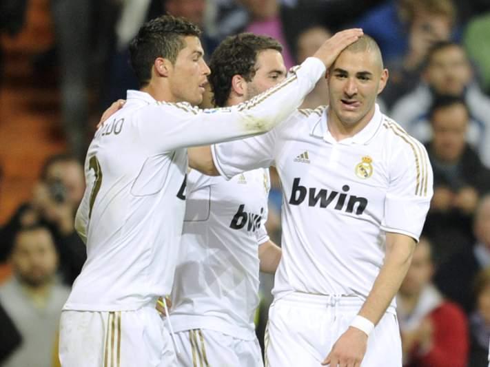 Real Madrid resolve no final