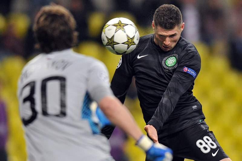 Celtic Glasgow vence Spartak em Moscovo