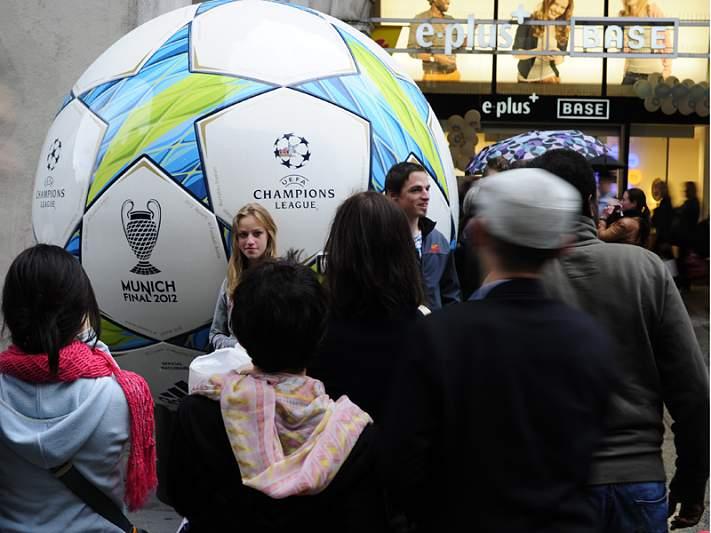 Chelsea e Bayern disputam final inesperada