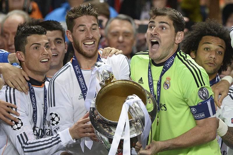 Iker Casillas recua na intenção de sair do Real Madrid