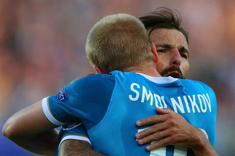 Danny marca na vitória do Zenit