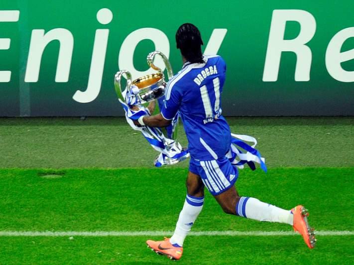 Juventus aponta a Drogba
