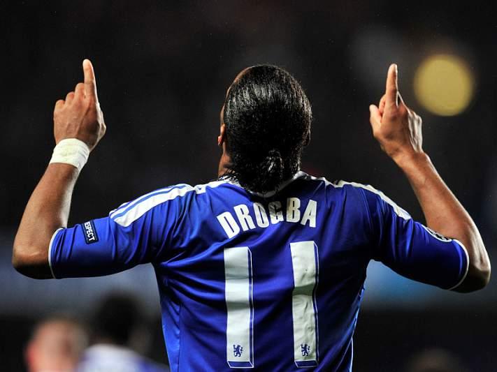 Drogba serve vingança do Chelsea sobre o Barcelona