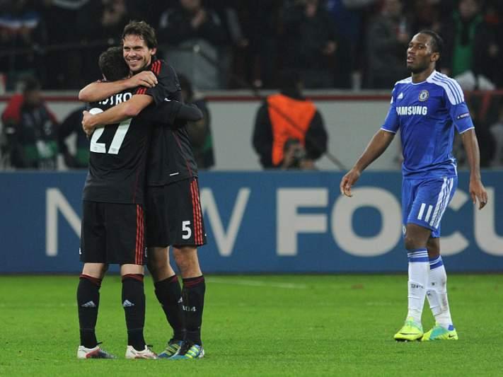 Chelsea estende a crise à Champions
