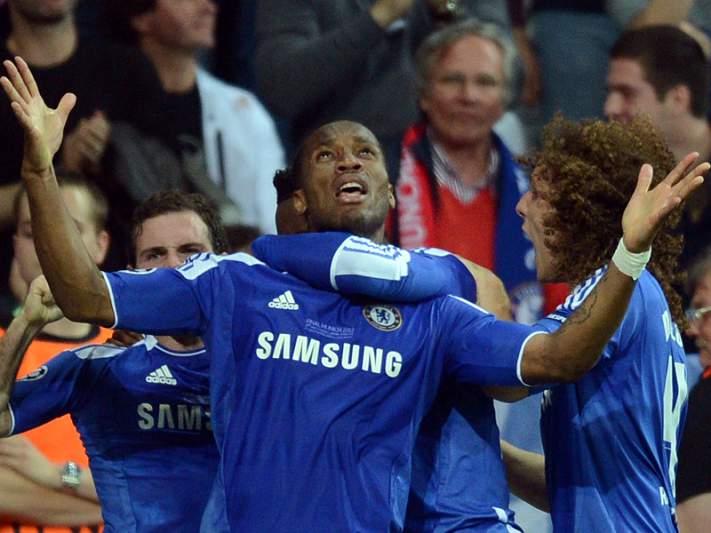 """""""Drogba está nervoso com o regresso a Stamford Bridge"""""""