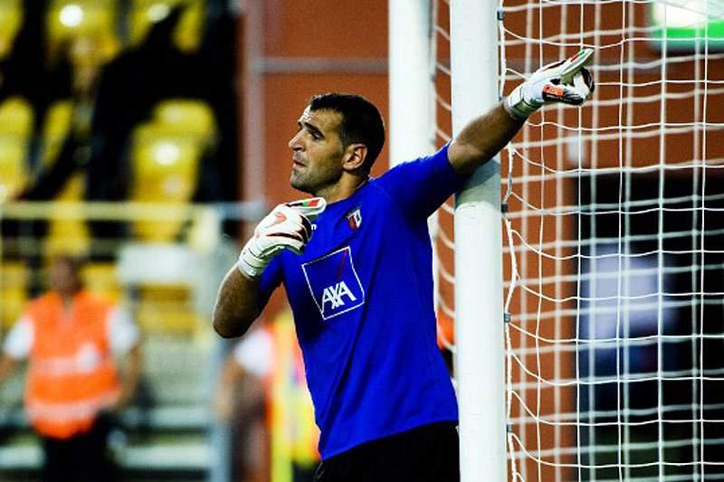 Eduardo regressa segunda-feira a Braga
