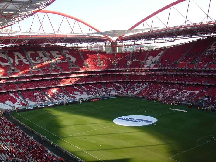Al-Jazeera quer os jogos do Benfica