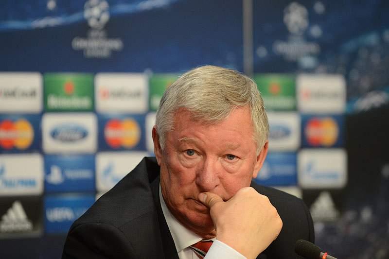 Ferguson teme contra-ataque do Sporting de Braga em Manchester