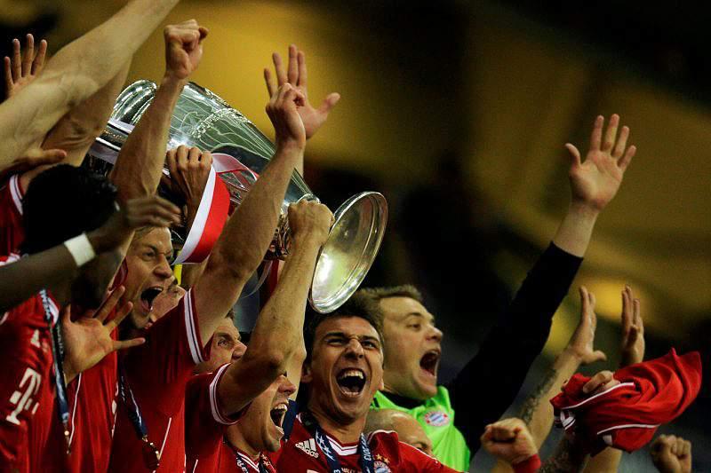 Imprensa alemã agradece a Bayern e Borussia pela final de Wembley