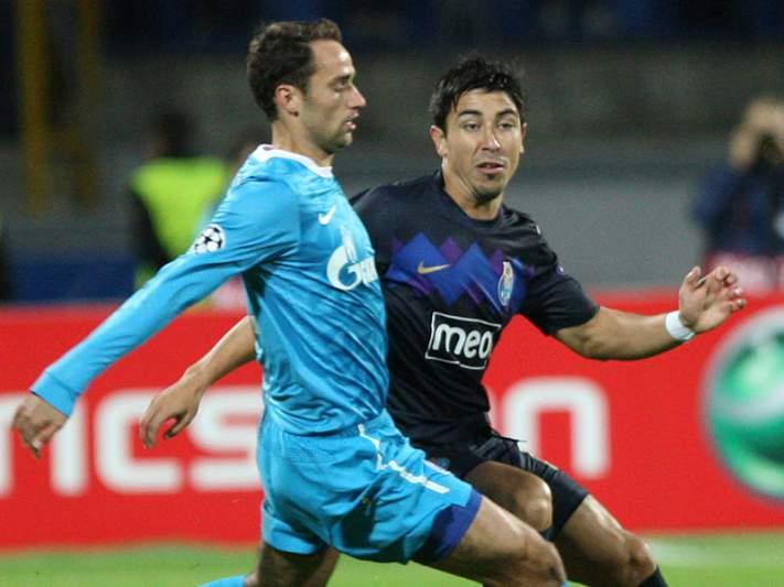 FC Porto gela na Rússia