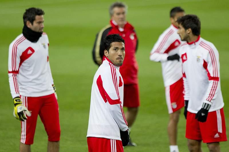 Benfica de volta ao trabalho