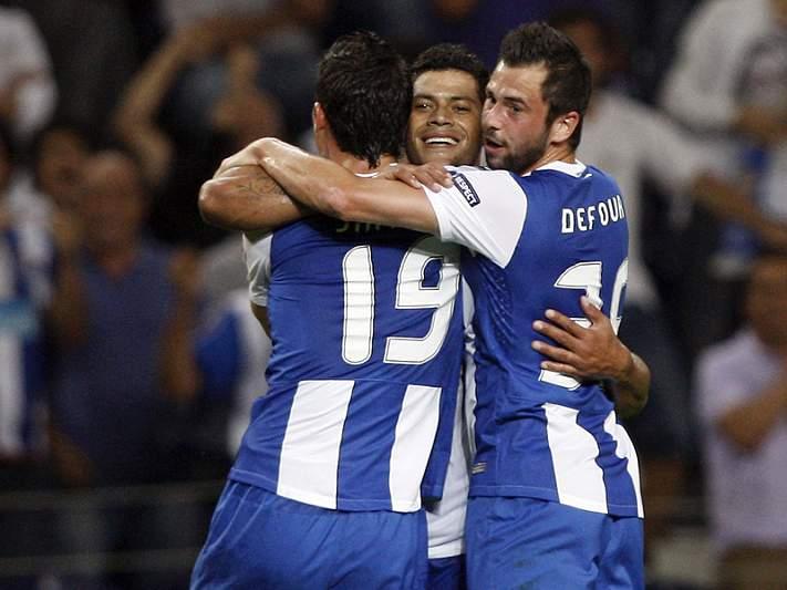 FC Porto enfrenta Manchester City