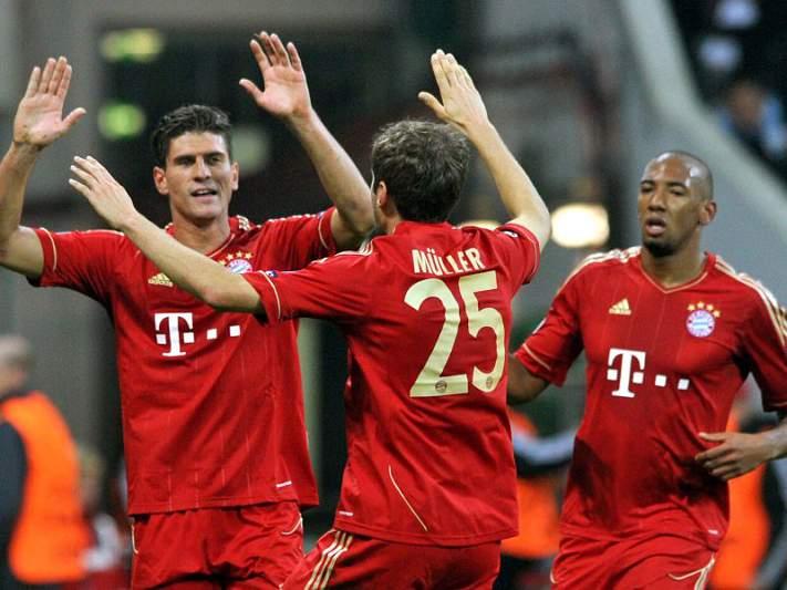 Bayern de Munique apurado