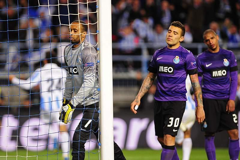 No habemus Porto na Champions