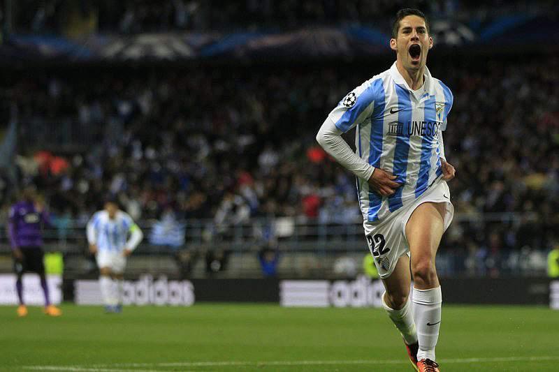 Málaga confirma interesse em Isco