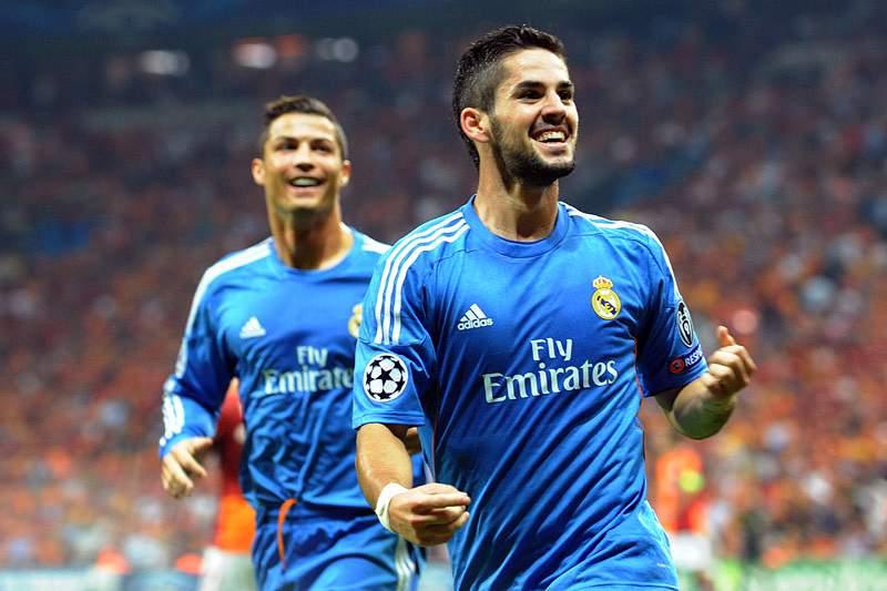 Ronaldo é o 3.º melhor marcador de sempre da Champions