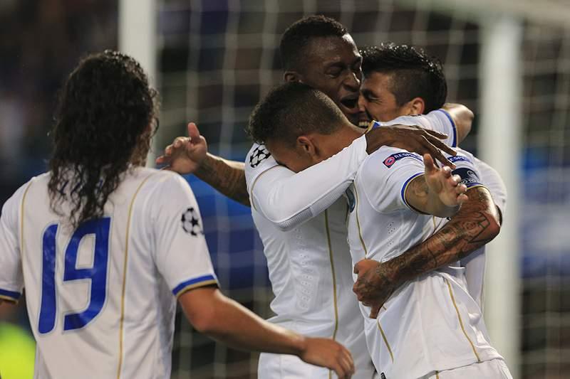 FC Porto joga derradeiros trunfos frente ao Áustria de Viena