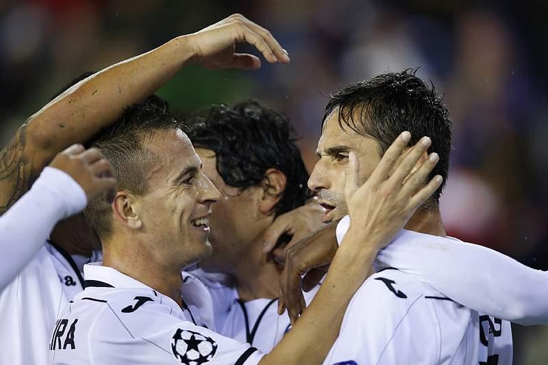 Valência vence Valladolid e é quinto